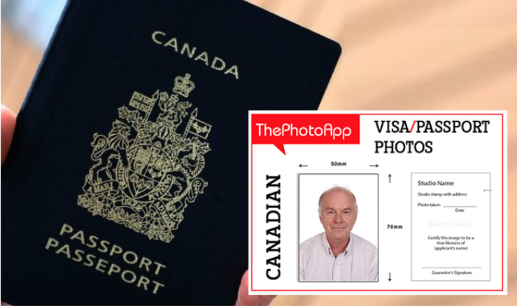 How to get your Canadian passport