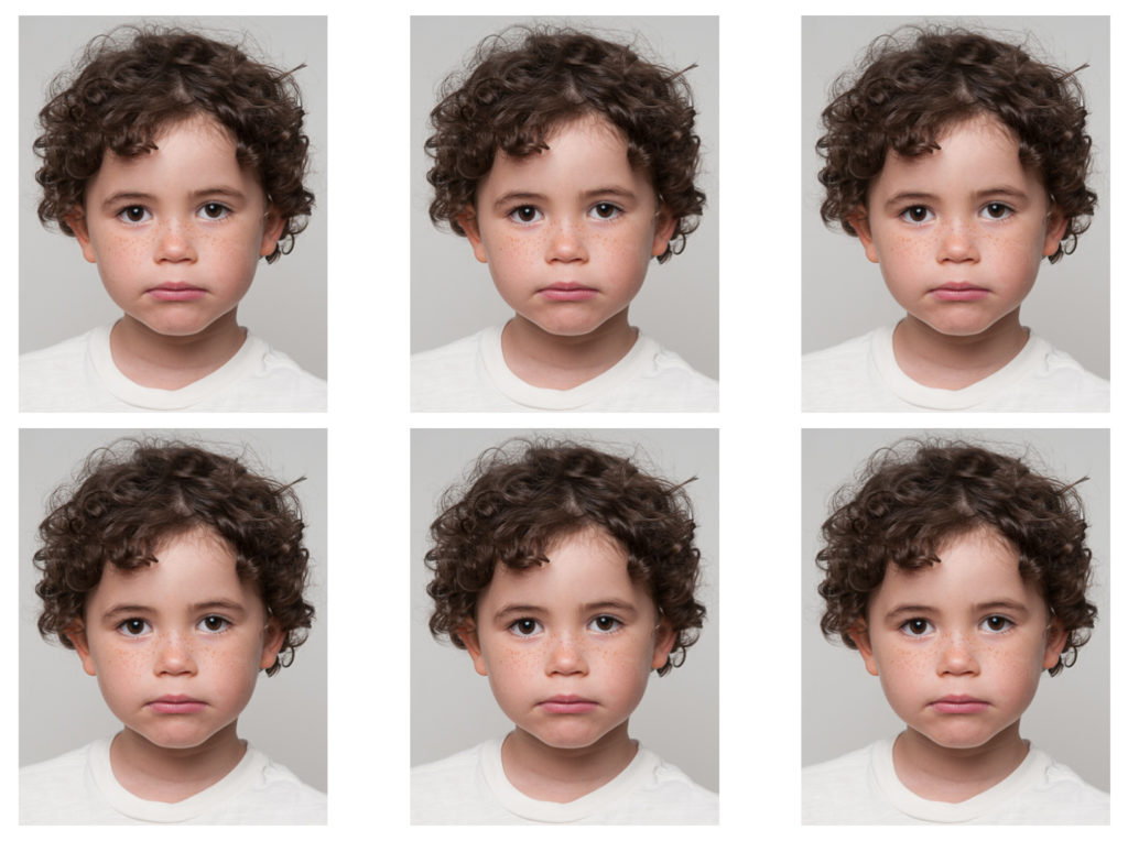 How to use Passport Photo Booth