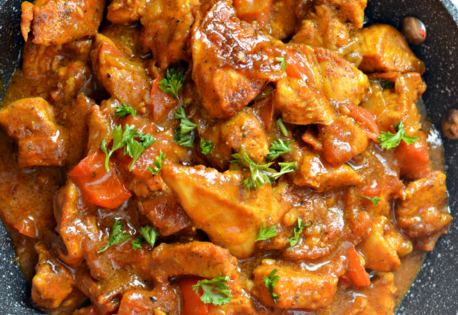 Origin and Health Benefits of Delicious Curry Chicken