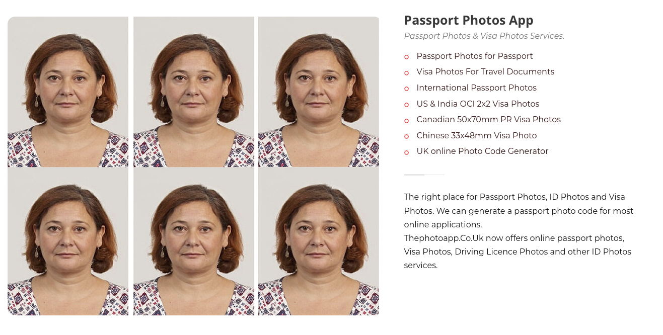 Tips for Taking Passport Photos