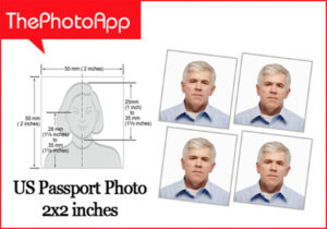US passport photos