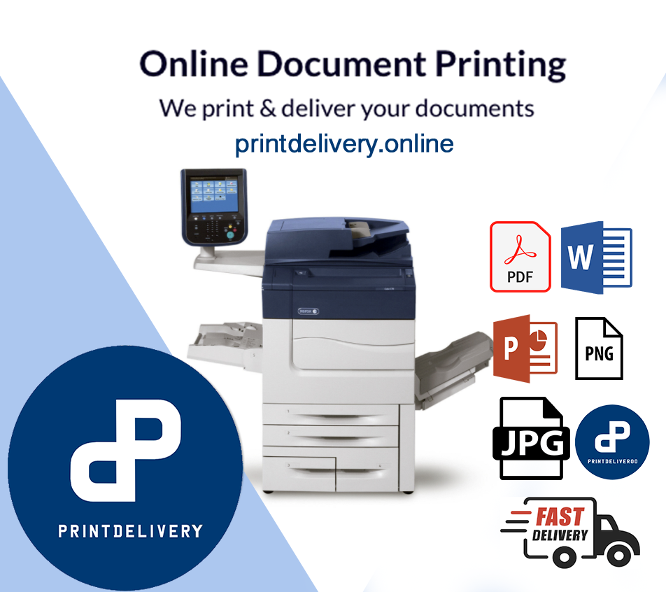 A4 Document Printing