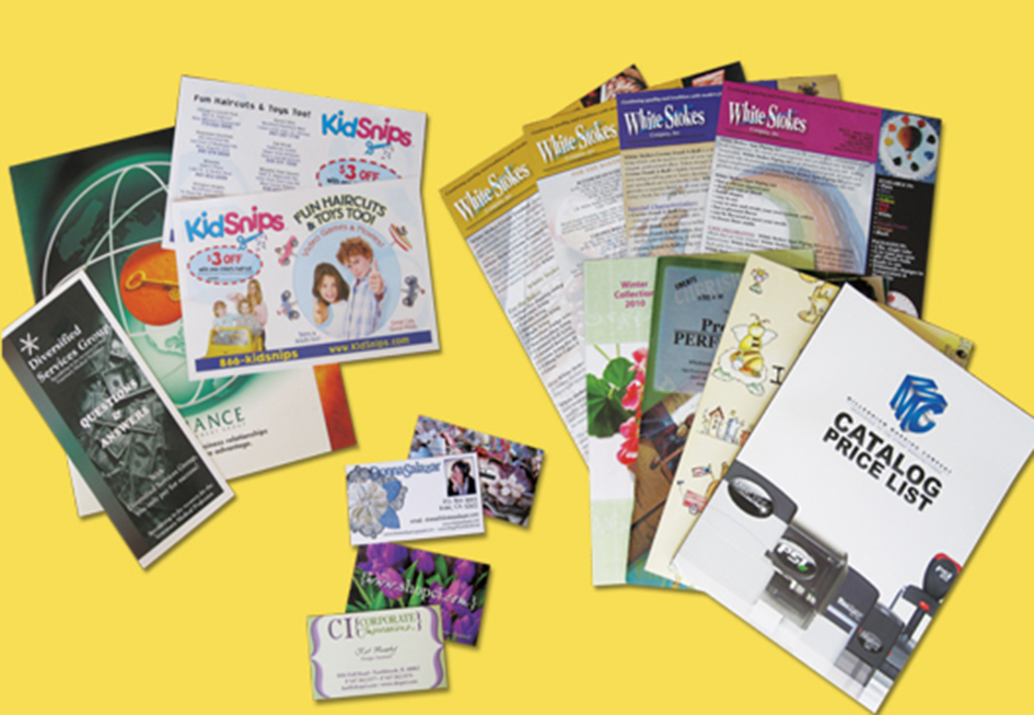 Leaflets Printing and Marketing