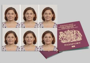 passport size photo
